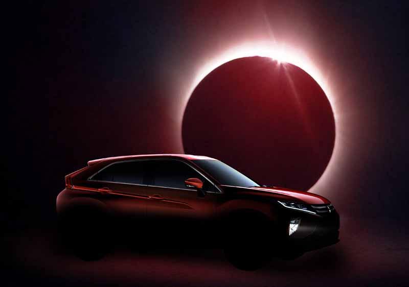 Mitsubishi Eclipse Cross 2017; ya tenemos nombre para el SUV que presentará en Ginebra la marca de los tres diamantes