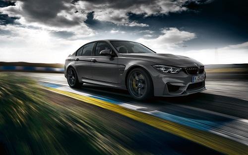 BMW M3 CS 2018: 460 CV que te harán perder la cordura