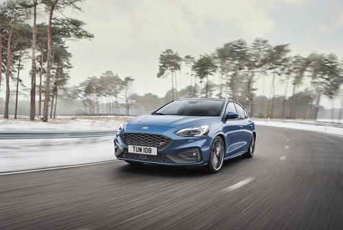 Ford Focus ST; hasta 280 CV para el ST de nueva generación