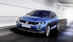 Concept Volkswagen T-ROC