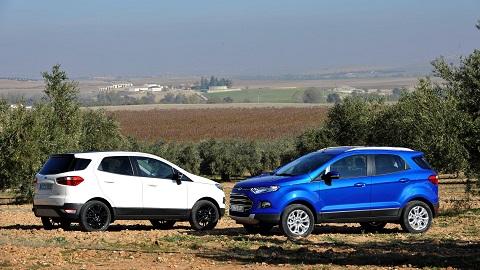 Ford EcoSport 2015, leves cambios para el B SUV de Ford