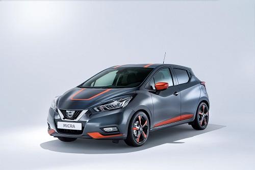 Nissan Micra Bose Personal Edition, una edición limitada muy pintona