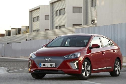 Hyundai Ioniq Electric; hasta 280 km de recorrido con cero emisiones