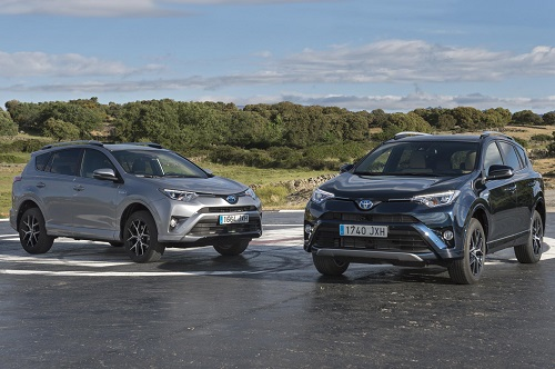 Toyota Rav4 hybrid Feel! Edition; un plus de exclusividad y de equipamiento