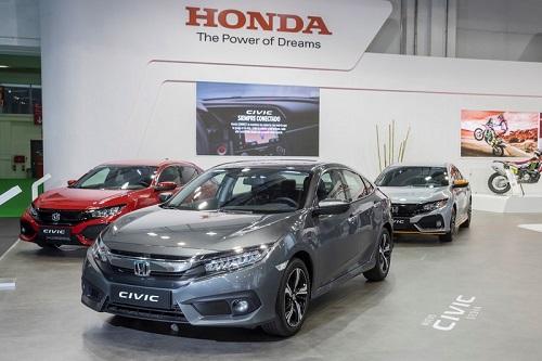 Honda Civic Sedán 2017, una nueva carrocería para el dinámico compacto