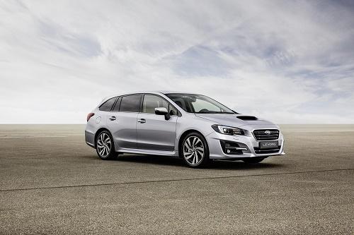 Subaru Levorg 2018: llegan cambios al dinámico familiar