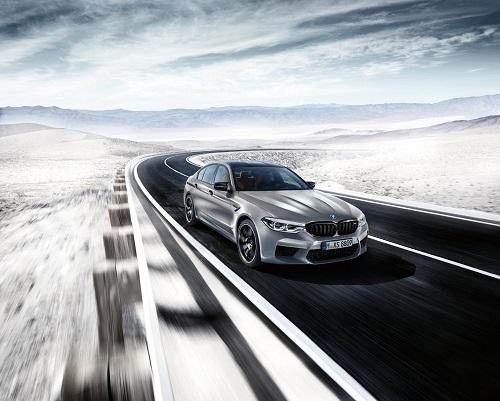 BMW M5 Competition, 625 CV para los más exigentes