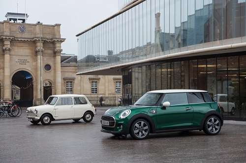 Mini 60 Years Edition: 60 años fiel a su origen