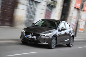 Cuarta generación Mazda2