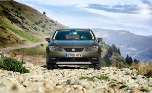 SEAT Le�n Xperience 2014