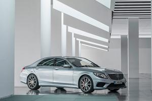 Mercedes-Benz S 63 AMG 2013