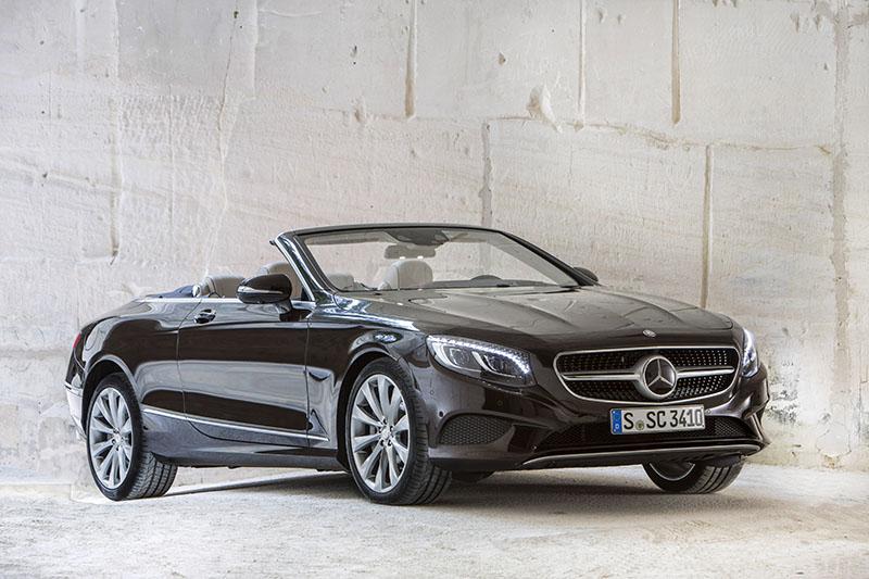 El Mercedes Clase S Cabrio ya tiene precios