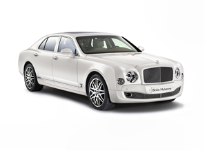 Bentley Mulsanne Birkin 2014
