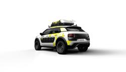 Novedades de Citroën para el Salón del Automóvil de Ginebra