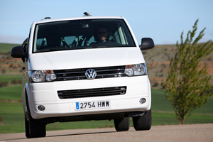 Volkswagen Multivan Outdoor Edition 2014