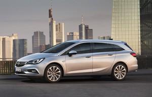 Opel Astra Sports Tourer 2016, practicidad y dinamismo para toda la familia