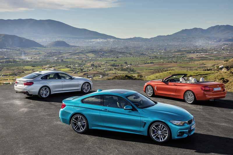 BMW actualiza la Serie 4 al completo