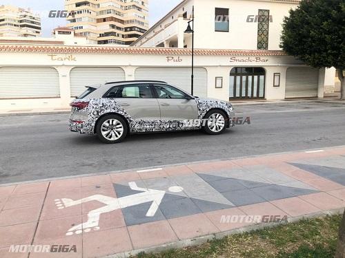 Audi e-tron: ¿cambios a la vista para el eléctrico de Audi?