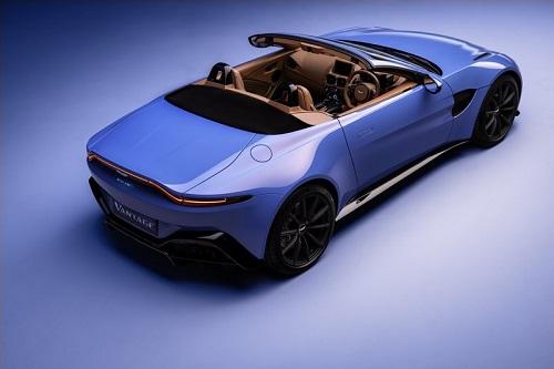 Aston Martin Vantage Roadster 2020, el descapotable con la capota más rápida jamás producida