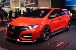 Concept Honda Civic Type R