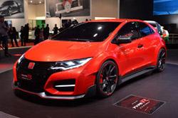 Concept Honda Civic Type R