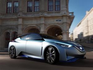 Nissan IDS Concept, nueva apuesta por la movilidad eléctrica