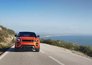 Range Rover Evoque Autobiography en el Sal�n de Ginebra 2014