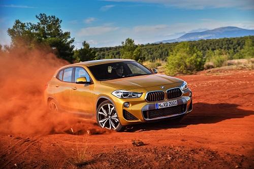 BMW X2, más dinamismo en la gama X de la hélice