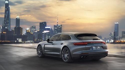 Porsche Panamera Sport Turismo, el Panamera más práctico llega al mercado