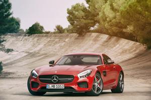 Mercedes-Benz AMG GT 2014