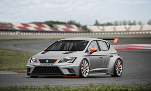 SEAT Le�n Cup Racer 2013