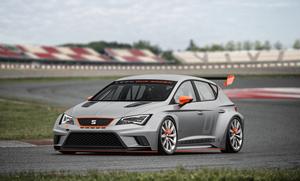 SEAT León Cup Racer 2013