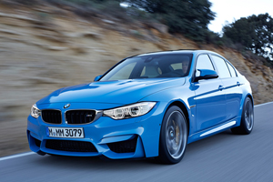 BMW M3 Berlina y M4 Coup� 2013