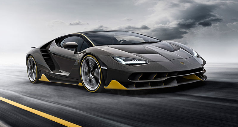 Lamborghini Centenario, ¡felicidades Ferruccio! (Salón Ginebra 2016)