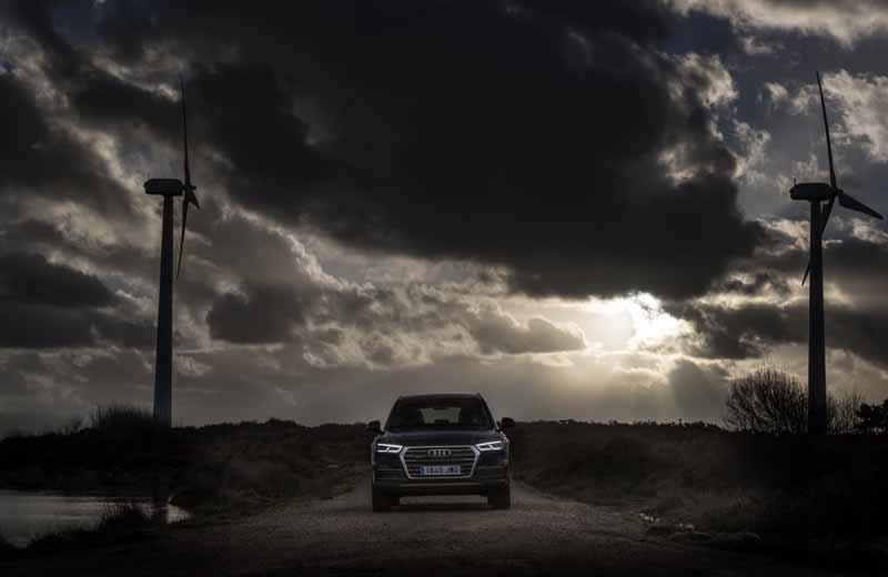 Audi Q5 2017; objetivo, el trono