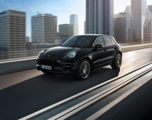Porsche Macan 2013