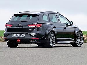 350 CV para el SEAT León by Je Design