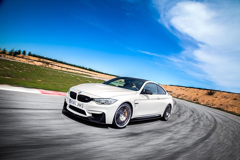 BMW M4 CS, sólo habrá 60 unidades