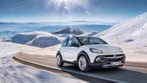 Opel Adam Rocks en el Salón de Ginebra 2014