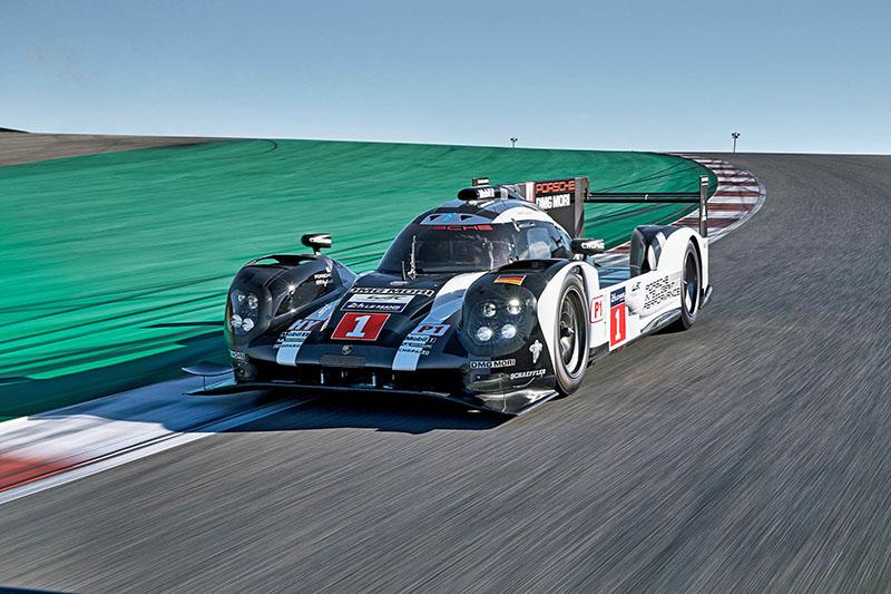 Porsche 919 Hybrid, el rival a batir en el WEC