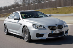 BMW M6 Gran Coupe 2013