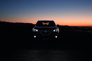 Ya está aquí el Renault Kadjar