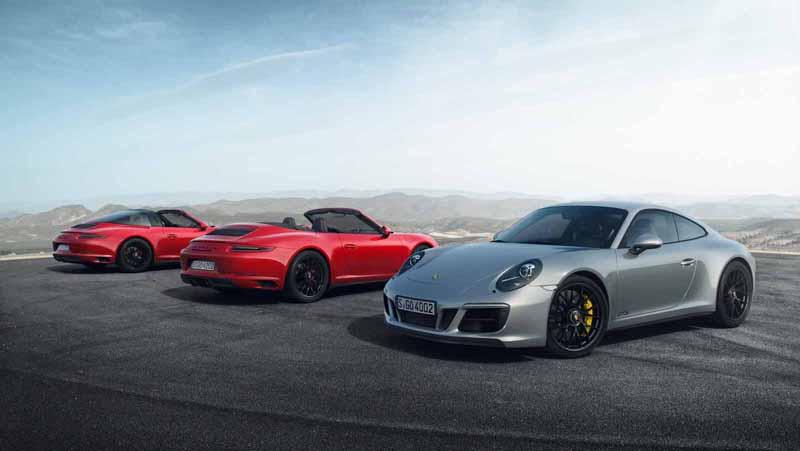 Porsche 911 GTS: 20 CV más y ya en España desde Marzo