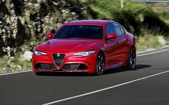 Alfa Romeo Giulia, pura emoción