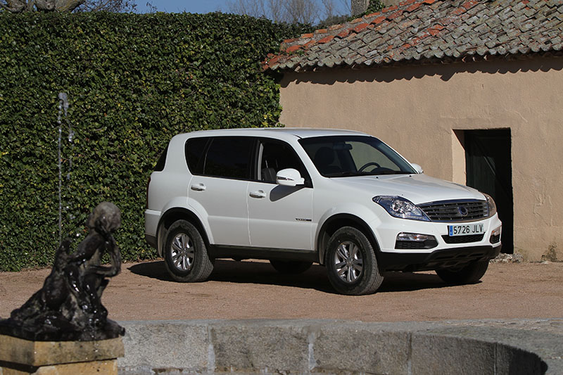 Ssangonyong Rexton y Ssangyong Korando, nuevo motor diésel y nuevas cajas de cambio