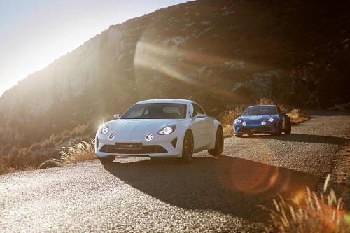 Renault Alpine Vision Concept, cada vez más cerca del regreso