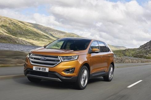 Ford Edge, la nueva apuesta SUV de Ford llega a Europa