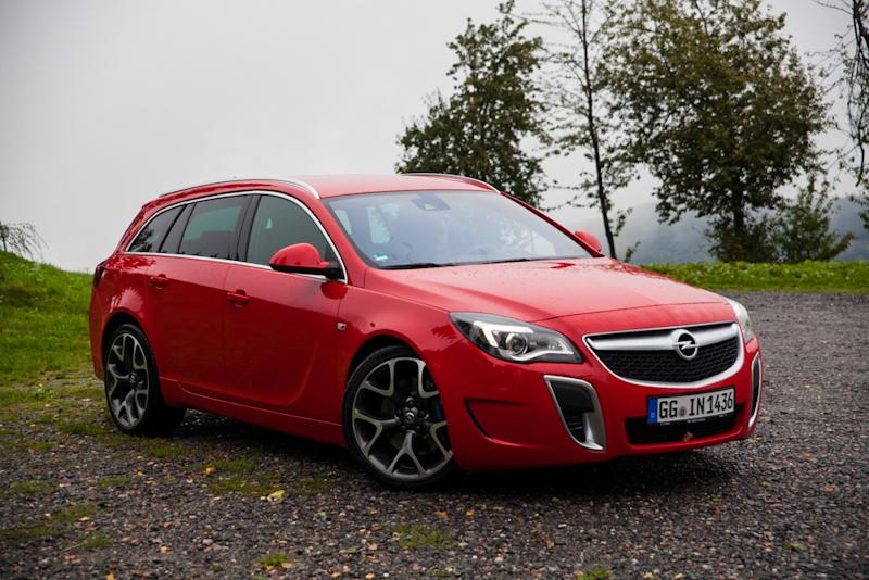 Opel Insignia 2014 - Precios