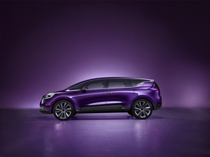 Renault Initiale Paris en el Salón de Frankfurt 2013