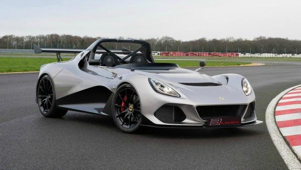 Lotus 3-Eleven, el Lotus de producción más rápido hasta la fecha